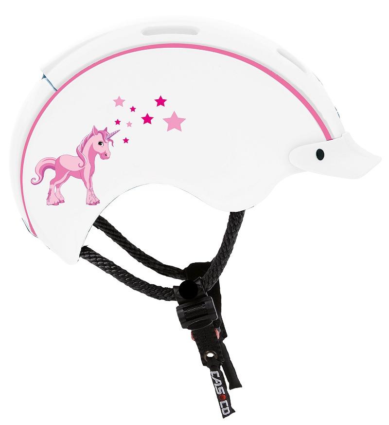 Casco MINI MINI, otroška kolesarska čelada, roza