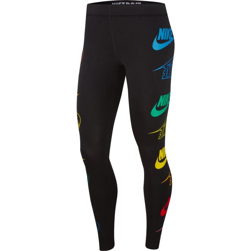 Nike W NSW LEGASEE LGGNG FLIP, pajke ž., črna