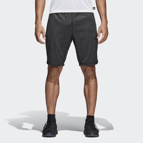 Adidas TAN L SHORTS, moški nogometni dres, siva