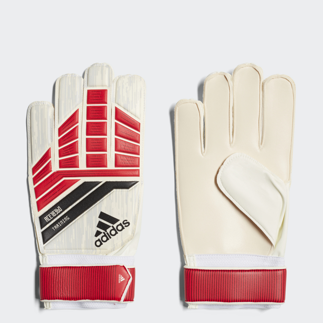 adidas ACE TRAINING, moške nogometne rokavice, bela