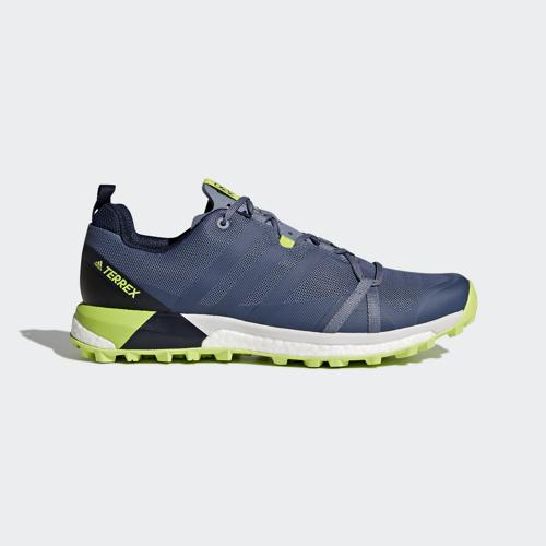 adidas TERREX AGRAVIC, moški tekaški copati, modra