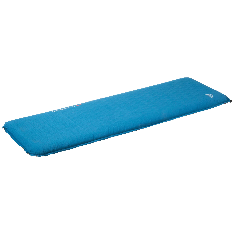 McKinley COMFORT  L 100, samonapihljiva blazina, modra