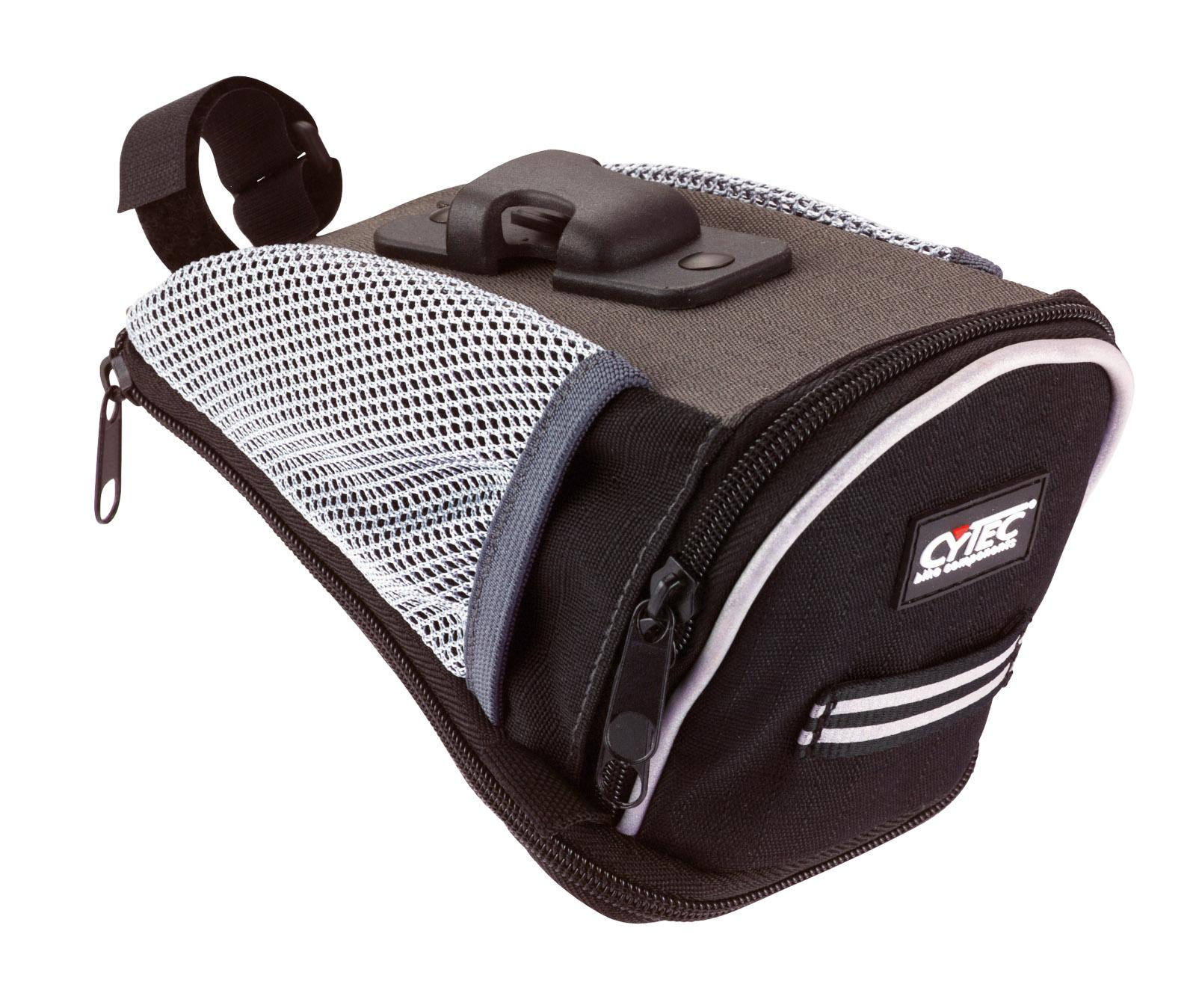 Cytec SADDLEBAG, kolesarska torba, črna