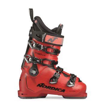 Nordica SPEEDMACHINE 120, moški smučarski čevlji, rdeča