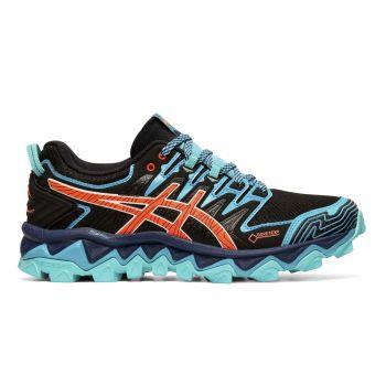 Asics GEL-FUJITRABUCO 7 G-TX, ženski tekaški copati, modra