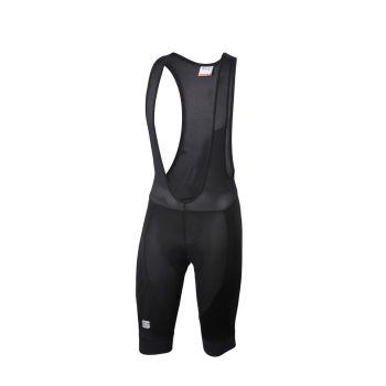 Sportful NEO BIBSHORTS, hlače kolesarske, črna