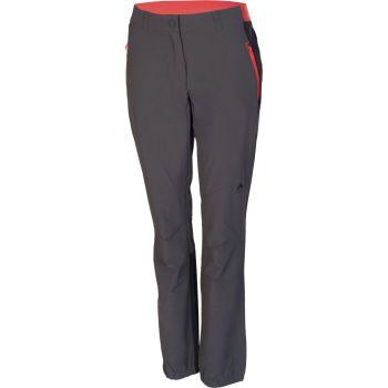 McKinley BRENTON WMS, ženske pohodne hlače, siva