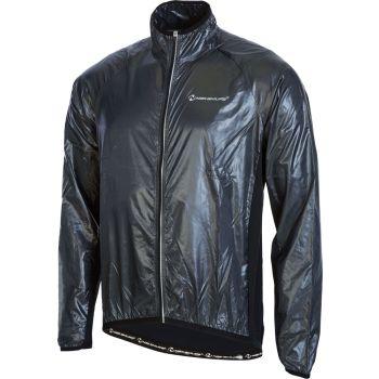 Nakamura GIACCA JACKET, moška kolesarska jakna, siva