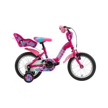 Genesis PRINCESSA 14, otroško kolo, roza
