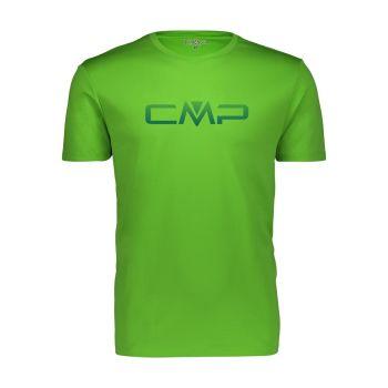 CMP MAN T-SHIRT, maja m.kr poh, zelena