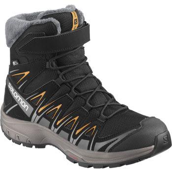 Salomon XA PRO 3D WINTER TS CSWP J, otroški škornji, črna