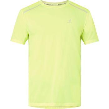 Energetics AINO II UX, moška tekaška majica, rumena