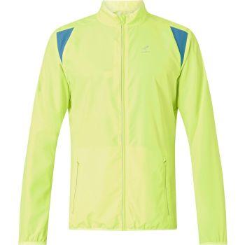 Energetics TODOR UX, moška tekaška jakna, rumena