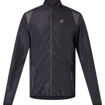 Energetics TODOR UX, moška tekaška jakna, črna
