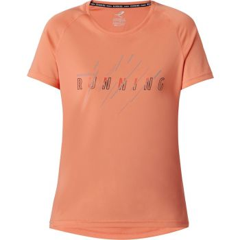 Energetics BUENA II WMS, ženska tekaška majica, oranžna
