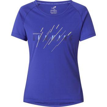 Energetics BUENA II WMS, ženska tekaška majica, modra
