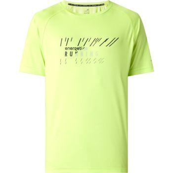 Energetics BUENO II UX, moška tekaška majica, zelena