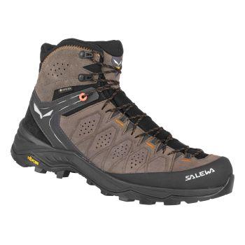 Salewa ALP TRAINER 2 MID GTX M, moški pohodni čevlji, rjava