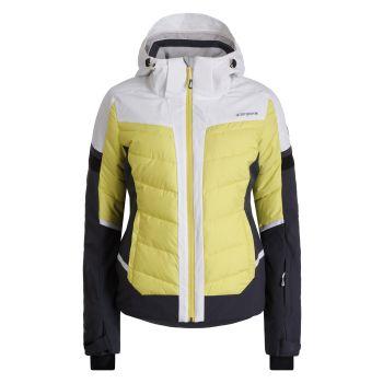 Icepeak FORTUNA, ženska smučarska jakna, bela