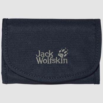 Jack Wolfskin MOBILE BANK, denarnica, modra