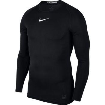 Nike M NP TOP LS COMP, maja, črna