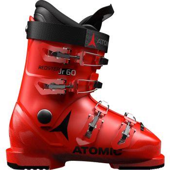 Atomic REDSTER JR 60, otroški smučarski čevlji, rdeča