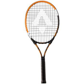Tecnopro BASH 25, otroški tenis lopar, črna
