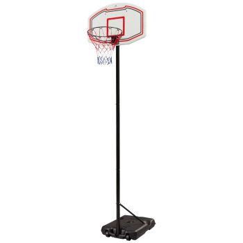 Pro Touch BASKETBALL SET JUNIOR, koš s stojalom, bela