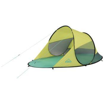 McKinley BORA UV 40, šotor, rumena