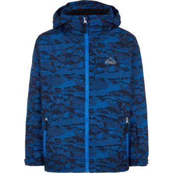 McKinley CODY II JRS, otroška smučarska jakna, modra
