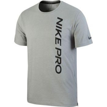 Nike M NP SS TOP NPC BURNOUT, maja, siva