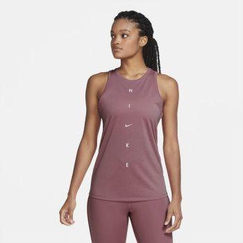 Nike W NK DRY TANK DB GET FIT, maja, vijolična