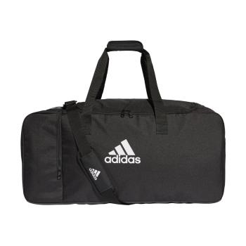 adidas TIRO DUFFEL BAG L, nogometna športna torba, črna