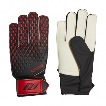 adidas PRED GL TRN J, otroške nogometne rokavice, črna