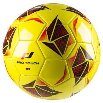 Pro Touch FORCE 10, nogometna žoga, črna