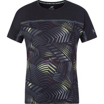 Pro Touch GAISA II WMS, ženska tekaška majica, črna