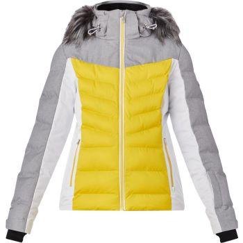 McKinley GEENA WMS, ženska smučarska jakna, rumena