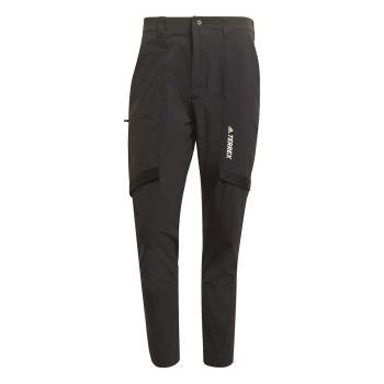 adidas ZUPAHIKE PTS, moške pohodne hlače, črna