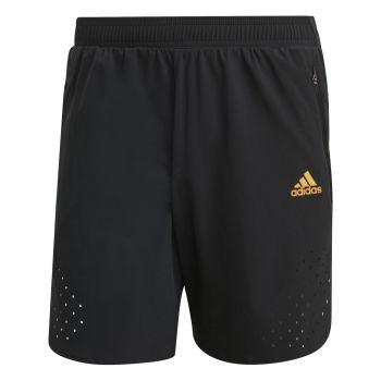 adidas ULTRA SHORT M, moške kratke tekaške hlače, črna