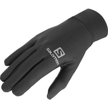 Salomon AGILE WARM GLOVE U, rokavice, črna