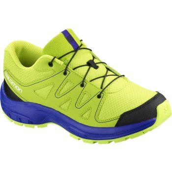 Salomon ILI PIKA J, pohodni čevlji, zelena