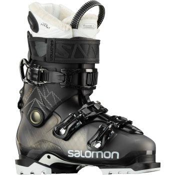 Salomon QST ACCESS 80 W CH, ženski smučarski čevlji, črna