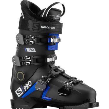 Salomon S/PRO X90 CS, moški smučarski čevlji, črna