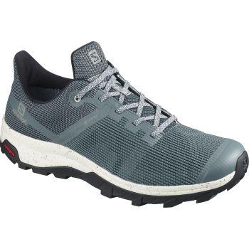 Salomon OUTLINE PRISM GTX, pohodni čevlji, siva