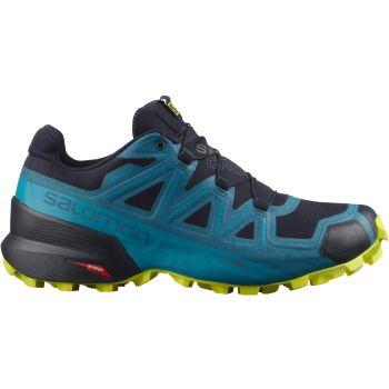 Salomon SPEEDCROSS 5 GTX, moški trail tekaški copati, modra