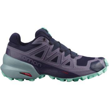 Salomon SPEEDCROSS 5 W, ženski trail tekaški copati, vijolična