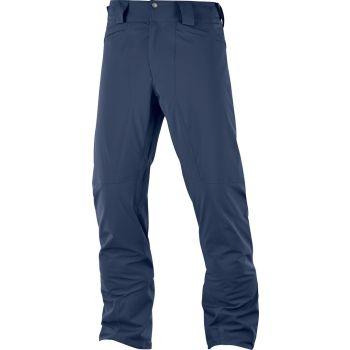 Salomon ICEMANIA PANT M, moške smučarske hlače, modra