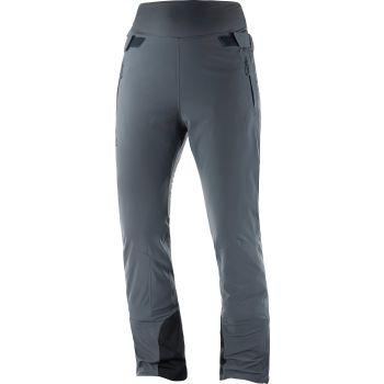 Salomon ICEFANCY PANT W, ženske smučarske hlače, siva