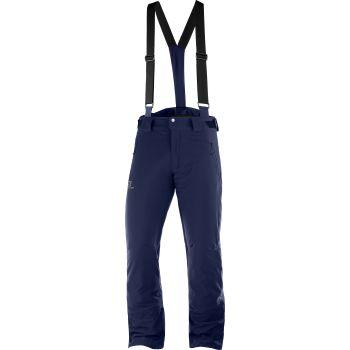 Salomon ICEGLORY PANT M, moške smučarske hlače, modra