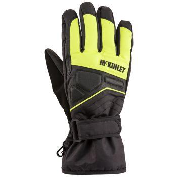 McKinley MORRELLO  UX, moške smučarske rokavice, rumena